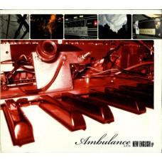 AMBULANCE LTD New English EP (TVT Records – TV-2781-2) US 2006 EP-CD