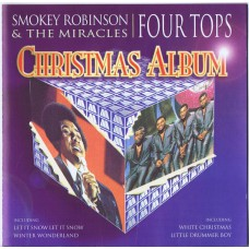 SMOKEY ROBINSON & THE MIRACLES / FOUR TOPS Christmas Album (Spectrum 544 0472) UK 1999 compilation CD