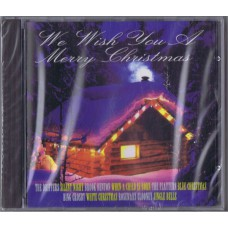 Various ‎WE WISH YOU A MERRY CHRISTMAS (Casle Communications ‎MAC CD 206) UK 1994 CD of 50s recordings