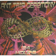 ANT TRIP CEREMONY 24 Hours (Anthology ‎ANT 23.11) Italy 1968 CD