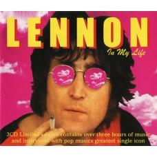 JOHN LENNON In My Life (Dressed To Kill DTKBOX92) UK 1998 3CD-set (The Beatles)