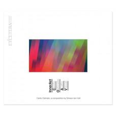 SIMEON TEN HOLT / INNERACT Canto Ostinato Audio Visual (Et Cetera Now KTD 6007) Holland 2013 CD