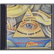Various - ROKY ERICKSON A Tribute To - Where The Pyramid Meets The Eye (Warner 7599-26422-2) Germany 1990 CD