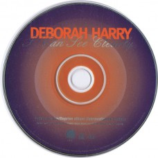 DEBORAH HARRY I can See Clearly (2 versions) (Reprise Records PRO-CD-6336) USA 1993 PROMO Only CD single
