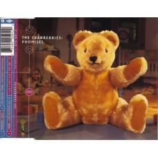 CRANBERRIES Promises +2 (Island 572 591-2) UK 1999 maxi-CD
