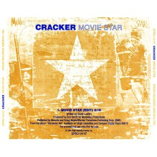CRACKER Movie Star (Virgin DPRO 14147) USA 1994 promo only CD-single