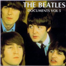 BEATLES Documents Vol.5 (Document DR 031) Luxembourg 1989 demo CD