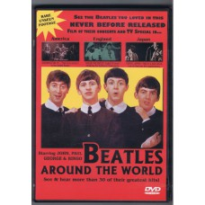 BEATLES Around The World (Not On Label 44337) DVD-video