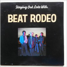 BEAT RODEO Mitte Stuttgart, Germany 18 October 1984 (privately filmed) full concert DVD