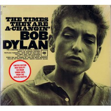 BOB DYLAN The Times They Are Changin' (Columbia PC 8905) USA 180 Gram re. LP