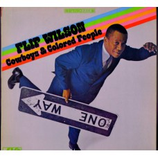 FLIP WILSON Cowboys & Colored People (Atlantic SD 8149) USA 1967 LP