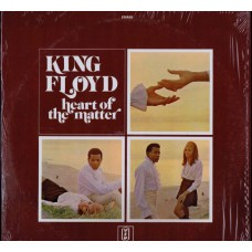 KING FLOYD Heart Of The Matter (VIP VS407) USA 1971 LP