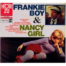 FRANK & NANCY SINATRA Frankie Boy & Nancy Girl (reprise Teldec Hörzu SHZT 545) Germany 1967 LP