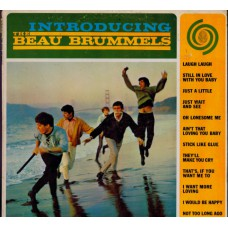 BEAU BRUMMELS Introducing (Autumn 103) USA 1965 original mono LP