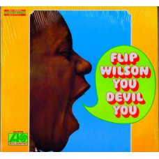 FLIP WILSON You Devil You (Atlantic SD 8179) USA 1968 LP