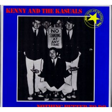 KENNY AND THE KASUALS Nothing Better To Do (EVA 12011) France 1983 LP
