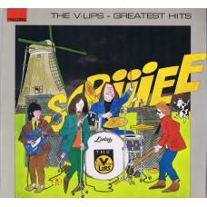 Various V-LIPS (Frizzbee 6) Holland 1985 LP (Great Dutch 60s garage comp.)