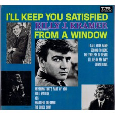 BILLY J.KRAMER WITH THE DAKOTAS I'll Keep You Satisfied (Imperial Audition LP 9273) USA 1964 Promo LP