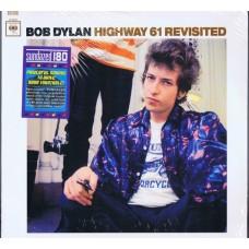 BOB DYLAN Highway 61 Revisited (Sundazed LP 5071) US 2001 Mono LP of 1965 recording