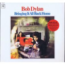 BOB DYLAN Bringing It All Back Home (Sundazed LP 5070) US 2001 Mono LP of 1965 recording
