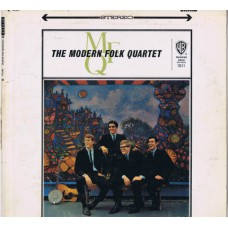 MODERN FOLK QUARTET MFQ (Warner Bros 1511) USA 1963 LP