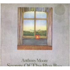 ANTHONY MOORE Secrets Of The Blue Bag / A Story For John Cage (Polydor 2310179) Germany 1972 LP (Slapp Happy, Henry Cow)