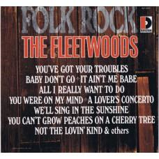 FLEETWOODS Folk Rock (Dolton BLP 2039) USA 1965 mono LP