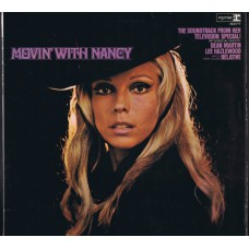 NANCY SINATRA Movin' With Nancy (reprise RSLP 6277) UK 1967 stereo LP