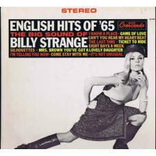 BILLY STRANGE English Hits of 65 (GNP Crescendo GNP 2009) USA 1965 mono LP