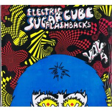 Various ELECTRIC SUGAR CUBE FLASHBACKS Vol.4 (AIP 10052) USA 1989 LP