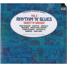 Various RHYTHM 'N' BLUES: Sweet N' Greasy Vol.2 (Imperial LM-94005) USA 1968 LP
