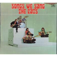 CATS Songs We Sang (Imperial / Boek en Plaat K 134/5) Holland 1969 book-club LP