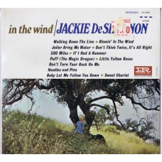 JACKIE DESHANNON In The Wind (Imperial LP 12296) USA 1965 LP