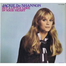 JACKIE DESHANNON Put A Little Love In Your Heart (Imperial LP-12442) USA 1969 LP