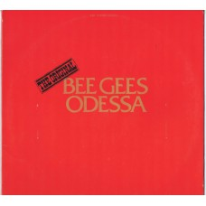 BEE GEES The original Odessa (Karousell 2487 029) Germany 1970 gatefold 2LP-Set