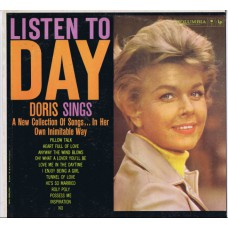 DORIS DAY Listen To Day (Columbia DD 1) Canada 1960 LP