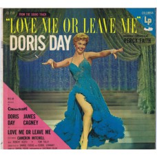 DORIS DAY Love Me Or Leave Me (Columbia CL 710) USA 1955 LP