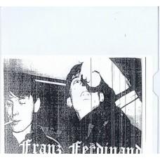 FRANZ FERDINAND Live 2003 (Franz Ferdinand self-released CHAT 001) UK 2003 LP