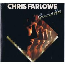 CHRIS FARLOWE Greatest Hits (Immediate Ariola Benelux B.V. 203764) UK 1977 compilation LP