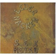 LEDERNACKEN Sex Metal (Strike Back SBR 16) UK 1989 LP