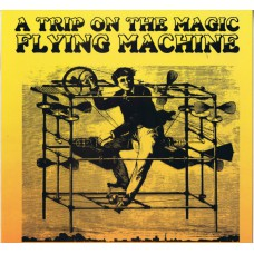 Various INCREDIBLE SOUND SHOW STORIES Vol.4 / A Trip On The Magic Flying Machine (Dig The Fuzz 006) UK 1995 LP