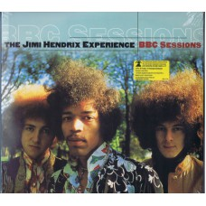 JIMI HENDRIX EXPERIENCE BBC Sessions (MCA3-11742) USA gatefold Triple album 3LP's