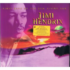 JIMI HENDRIX First Rays Of The New Rising Sun (MCA 2-11599) USA 1997 2LP-set