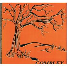 COMPLEX Complex (Tenth Planet RP038) UK 1998 re-release of 1971 LP