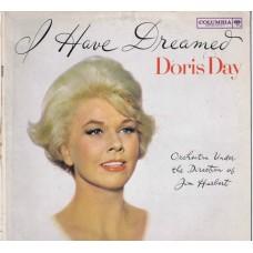 DORIS DAY I Have Dreamed (Columbia CL 1660) USA 1961 mono LP