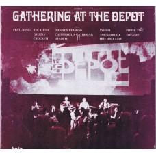 Various GATHERING AT THE DEPOT (beta S80-47-1414S) USA 1970 LP