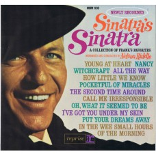FRANK SINATRA A Collection Of Frank's Favorites (Funckler / Reprise MGRR 1010) Holland 1963 LP