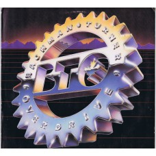 BACHMAN TURNER OVERDRIVE BTO (Compleat CPL-1-1010) USA 1984 LP