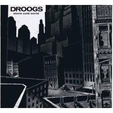 DROOGS Stone Cold World (Plug N Socket PNSLP 1001) USA 1984 LP