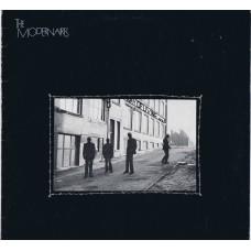 MODERNAIRES Way Of Living (Illuminated JAMS 3) UK 1980 red vinyl LP